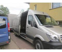 Transport mebli,różnego rodzaju towarów Holandia - Polska , Polska - Holandia