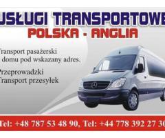 Paczki do/z Polski
