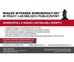 Polskie Centrum Odszkodowań – Twój partner w każdym wypadku!