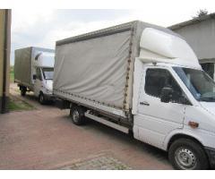 Transport mebli,przeprowadzki Polska (Śląsk) - Niemcy,Holandia,Belgia